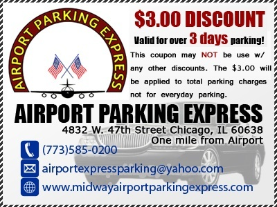 Airport Parking Express Discount