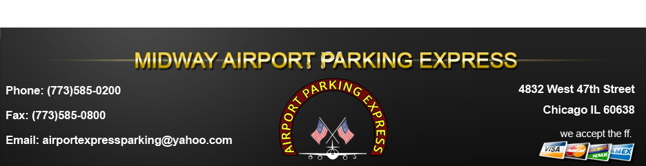 long term parking midway airport chicago